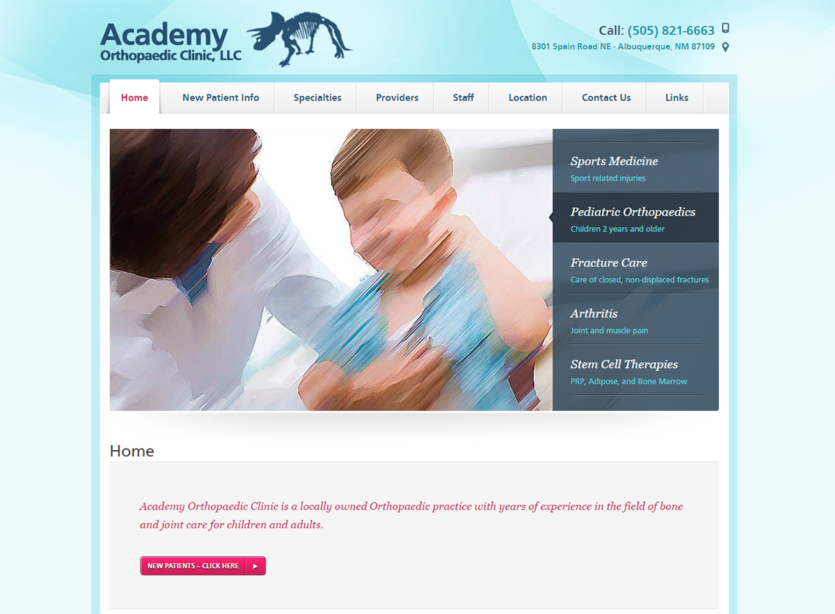 paediatric orthopaedic clinic at the children's The orthopaedic clinic helps children with problems with if your appointment is for a staff surgeon's clinic physiotherapist or orthopaedic.